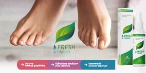 Fresh Fingers – Rozwiązuje na zawsze problem z grzybicą