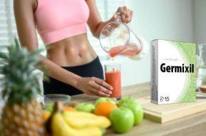 Germixil – Kapsułki organiczne z naturalną formułą dla zwiększenia procesów detoks i pozbycie się pasożytów!