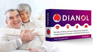 Dianol – Kapsułki z Bio-Formula z natury dla równowagi i harmonii w cukru we krwi