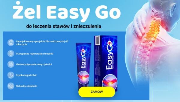 Easy Go Cena