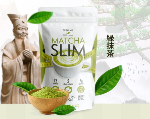 Zielona herbata Waga