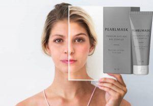 Pearl Mask Recenzję- Ślimak Szlam i ekstrakt z perły w proszku do aktywnej pielęgnacji skóry twarzy w 2020 roku!