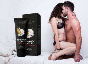 Rhino Gold Gel Recenzja – Zwiększ swoje libido naturalnie i bez wysiłku!