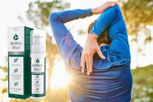 ArthroMed – Naturalny balsam z bio-formułą dla lepszej mobilności!