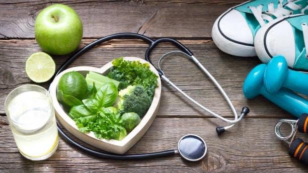 5. Zielone warzywa liściaste