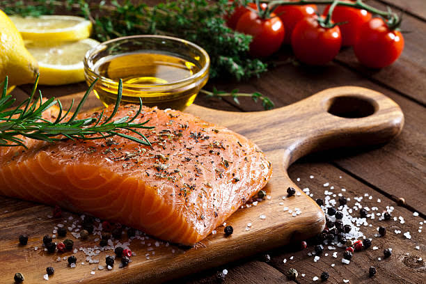 Produkty nasycone kwasami omega-3