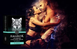 Amarok – Naturalne ekstrakty dla większej pewności siebie i przyjemności w łóżku!