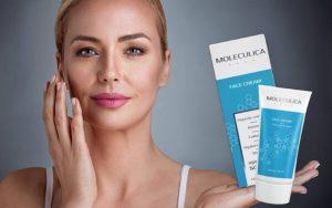 Moleculica – Unikalna linia produktów do pielęgnacji skóry maski i kremu do naturalnego odmłodzenia skóry