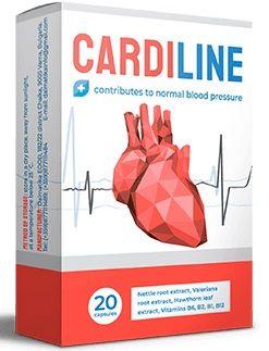 Cardiline kapsułki do leczenia nadciśnienia tętniczego