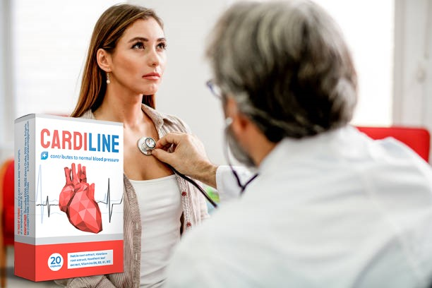 kapsułki, zdrowie serca, kobieta, cardiline