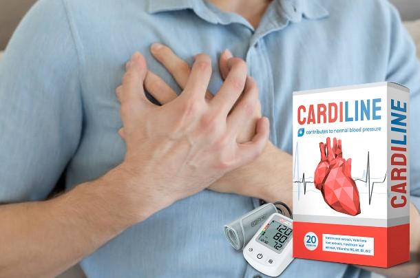 kapsułki karciane, wysokie ciśnienie krwi, nadciśnienie tętnicze