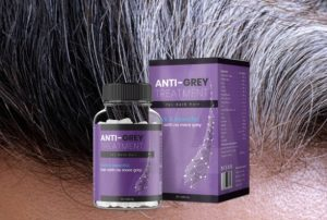 Anti-Grey Treatment to suplement diety z ogromnym przełomem w Polsce w zakresie naturalnego koloru włosów i zachowania siły
