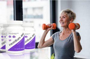 Flexidium 400 – Kapsułki dla zdrowych stawów i bez bólu! Czy są one skuteczne – Opinie i cena w 2021 roku!