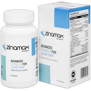 Zinamax – zaawansowana formuła dla czystej skóry! Czy to działa skutecznie – opinie i cena?